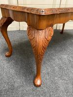 Burr Walnut Coffee Table c.1920 (6 of 11)