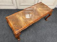 Burr Walnut Coffee Table c.1920 (7 of 11)