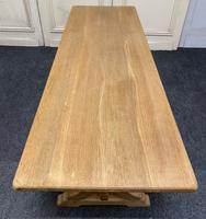 Large French Farmhouse Coffee Table c.1890 (7 of 11)