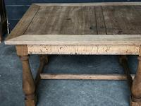 Unusual 6 Leg French Farmhouse Dining Table (21 of 22)