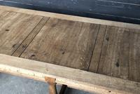 Unusual 6 Leg French Farmhouse Dining Table (15 of 22)