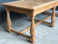 Unusual 6 Leg French Farmhouse Dining Table (7 of 22)