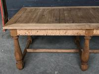 Unusual 6 Leg French Farmhouse Dining Table (13 of 22)