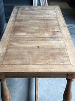 Unusual 6 Leg French Farmhouse Dining Table (2 of 22)