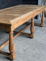 Unusual 6 Leg French Farmhouse Dining Table (6 of 22)