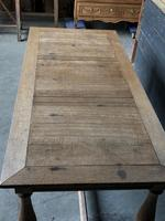 Unusual 6 Leg French Farmhouse Dining Table (16 of 22)