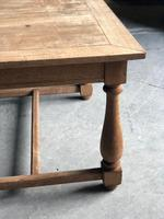 Unusual 6 Leg French Farmhouse Dining Table (11 of 22)