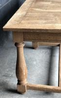 Unusual 6 Leg French Farmhouse Dining Table (5 of 22)