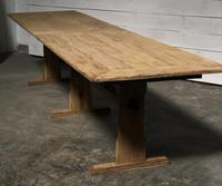 Extra Long French Farmhouse Dining Table (11 of 11)