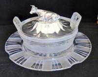 Silver Cow Lidded Butter Dish (2 of 15)