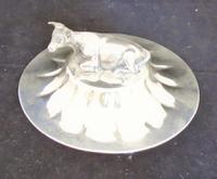 Silver Cow Lidded Butter Dish (12 of 15)
