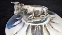 Silver Cow Lidded Butter Dish (13 of 15)