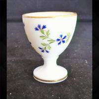 Rare Swansea Porcelain Egg Cup