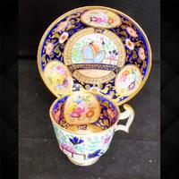 Swansea Cup & Saucer Pattern No 219