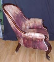Mahogany Framed Chair C.1870 (7 of 10)