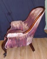 Mahogany Framed Chair C.1870 (5 of 10)