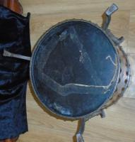 Arts & Crafts Steel & Copper Coal Bucket (7 of 11)