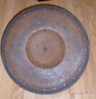 Arts & Crafts Steel & Copper Coal Bucket (9 of 11)
