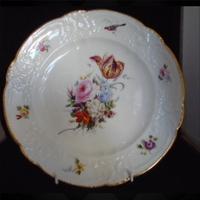 Superb Nantgarw Plate c.1818