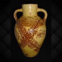 Ewenny Twin Handled Vase