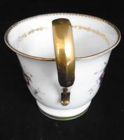 Nantgarw Coffee Cup & Saucer (12 of 14)