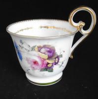 Nantgarw Coffee Cup & Saucer (13 of 14)