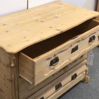 Antique German Chest of Drawers c.1910 (4 of 5)
