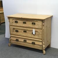 Antique German Chest of Drawers c.1910 (2 of 5)