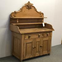 Old Victorian Yorkshire Pine Dresser (2 of 9)
