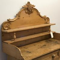 Old Victorian Yorkshire Pine Dresser (4 of 9)