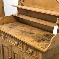 Old Victorian Yorkshire Pine Dresser (9 of 9)