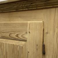 Very Old Pine Armoire / Childs Wardrobe (7 of 8)