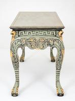 Superb Pair of Chippendale Style Console Tables (4 of 10)