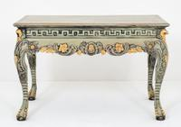 Superb Pair of Chippendale Style Console Tables (3 of 10)