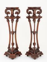Superb Pair of William IV Style Torcheres c.1920