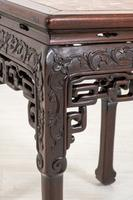 Chinese Hardwood Urn Stand c.1870 (4 of 7)