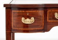 Edwards and Roberts Inlaid Mahogany Writing Table (6 of 9)