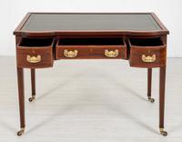 Edwards and Roberts Inlaid Mahogany Writing Table (8 of 9)