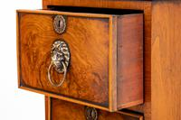 Pair of Victorian Walnut Bedside Cabinets (6 of 8)