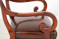 Good Pair of Victorian Mahogany Desk Chairs (5 of 9)