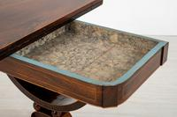Regency Rosewood Card Table (6 of 11)