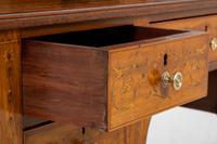 Satinwood Sheraton Design Carlton House Type Desk (15 of 15)