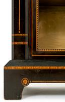 Arts & Crafts Ebonised Pier Cabinet (7 of 8)
