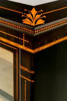 Arts & Crafts Ebonised Pier Cabinet (6 of 8)