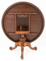 Superb Victorian Walnut & Marquetry Centre Table (3 of 10)