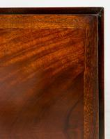 Large Victorian Mahogany Open Bookcase (4 of 7)
