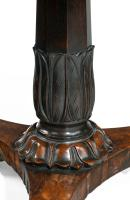Anglo-Portuguese 19th Century Inlaid Table with Exotic Timbers (5 of 7)