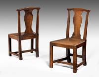 Pair of 18th Century Side Chairs (2 of 4)