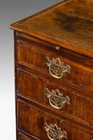 George III Period Oak Chest of Drawers (4 of 6)