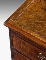 George III Period Oak Chest of Drawers (6 of 6)
